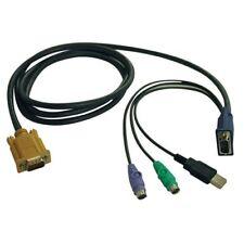 Tripplite P778-006 6ft Usb/ps2 Kvm Cable Kit (p778006)