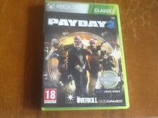 PAYDAY 2 POUR XBOX 360