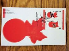 Sumo Wrestling Canada #1724a Fdc Sports Sumo Basho Japanese Nude Set Fdc 1998