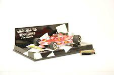 M2097 Modellino auto Minichamps F1 1:43 - 1979 Ferrari 312 T4 #12 Villeneuve