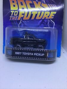 Hot Wheels Back to the Future 1987 Toyota Pickup See Pictures