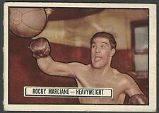 1951 Topps Ringside Boxing & Wrestling, Break Set. You Pick the Cards You Want
