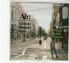 (FB946) Ah: Atomic Hooligan, You Are Here - 2005 DJ CD