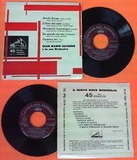 LP 45 7'' GIAN MARIO GUARINO E ORCHESTRA Moulin rouge Il fiore no cd mc dvd vhs