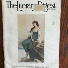 Literary Digest June 11, 1921