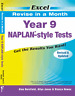 NEW Excel Revise in a Month NAPLAN-Style Tests Year 9 9781741252101
