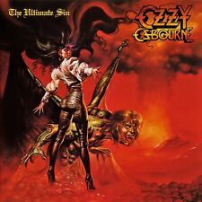 OZZY OSBOURNE-THE ULTIMATE SIN ALBUM COVER POSTER 24 X 24 Inches FANTASTIC!!
