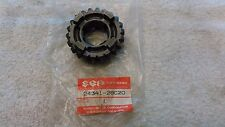 NEW GENUINE SUZUKI 4TH GEAR DRIVEN, 24341-28C20, 89-95 RM250