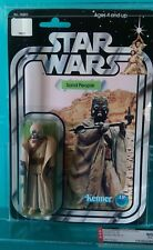 Star Wars vintage 1978 Kenner MOC tusken Raider arena people 12 back B AFA 80% nm
