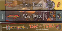 Complete Set Series Lot of 3 Dragonlance Legends Vol. 1 2 3 Weis Hickman Twins