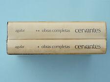 CERVANTES - OBRAS ETERNAS - AGUILAR