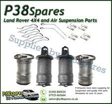 Range Rover P38 Luftfeder Beutel Front+Heck DUNLOP X4 95-02 2.5 TD 4.0 4.6 V8