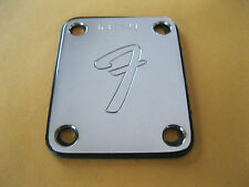 1975 Fender Neck Plate Telecaster Precision Bass Mustang Musicmaster Bronco