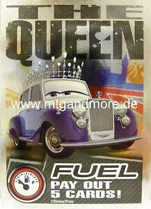 Cars 2 TCG - The Queen - Foil