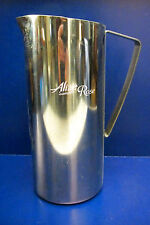 NEW Alize Rose Stainless Steel Ice Lip Pitcher