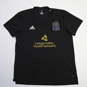 Bethlehem Steel FC adidas Climacool Short Sleeve Shirt Men's Black Used