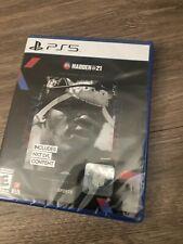 New ListingMadden Nfl 21 - Next Level Edition (Sony PlayStation 5, 2020) - New