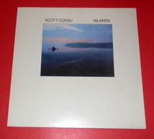 Scott Cossu - Islands -- LP / Jazz