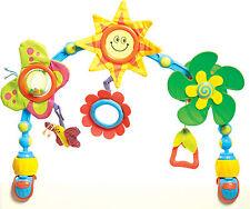 Tiny Love Sunny Stroll Stroller Buggy Kinderwagen Mobile Arch Spielzeug OVP