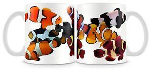 Clown fish Mug Marine Nemo