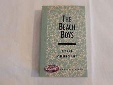 "The Beach Boys ""Still Crusin' "" CASSETTE SINGLE! NEW PROMO! NEVER PLAYED!!"