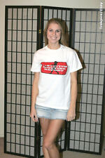 Fastpitch Scouting Report t shirt - softball - White - Small