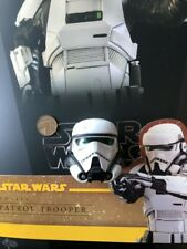 Hot Toys Star Wars SOLO Patrol Trooper MMS494 Helmet Sculpt loose 1/6th scale