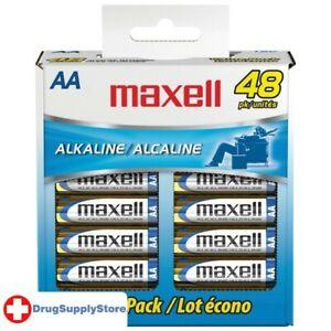 PE Alkaline Batteries (AA; 48 pk; Box)