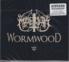 Marduk 2009 CD - Wormwood +1 (Reissued 2020) Mayhem/Belphegor/Gorgoroth - Sealed
