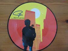 "Gillan ""Restless"" 7"" Picture Disc Vinyl"