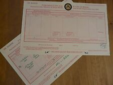 Harry Potter -  Personalised Birth Certificate - Ministry of Magic