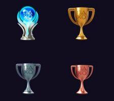 PS3/PS4/Vita 100% Legitimate Trophy/Platinum Service - Played Start to Finish