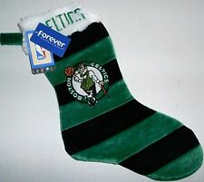 BOSTON CELTICS Collectible Christmas Stocking  17""