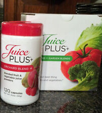 Juice Plus+ ORCHARD BLEND Only. 2 Month Supply. 1 Bottle. Expires 12/2017.