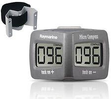 Raymarine Tacktick Micro brújula Kit T061 incluye soporte de correa T005