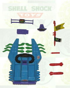Teenage Mutant Ninja Turtles:1989:Vehicle:Footski COMPLETE