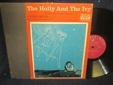 """The Dellar Consort  """"The Holly and The Ivy"""" LP"""
