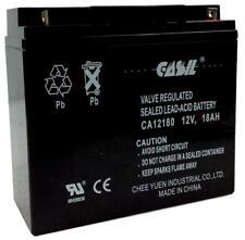 Jump n Carry JNC660 JNCAIR JNC 660 JNC4000 12V 18AH Replacement Battery Casil