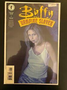 Buffy the Vampire Slayer 8 High Grade Dark Horse Comic Book CL58-116