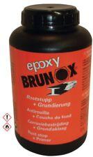 Brunox Epoxy Rostumwandler Rostsanierung Grundierung Rostschutz Metall - 1 Liter