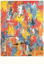Kunstkarte: Jasper Johns - False Start