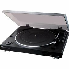 Sony PSLX300USB USB Stereo Turntable (Black)