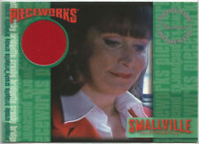 SMALLVILLE - SEASON 4 - MARGOT KIDDER AS BRIDGETTE CROSBY WARDROBE CARD - PW7