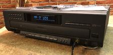 Philips CDC 925 - Hochwertiger CD-Wechsler (5 CDs auf Drehteller)