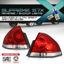 [360 DEGREE SMD BACKUP] 06 07 08 09 10 11 12 13 CHEVY IMPALA LT taillamps brake