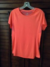 Active Old Navy Bright Stuff Med Workout Yoga Athletic Women's Fitness Top