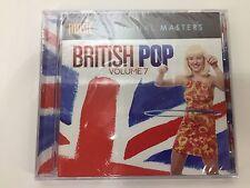 NEW My Music Original Masters British Pop Volume 7 CD TJL Music Free Ship