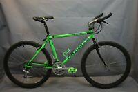"1990 Haro Impulse Comp MTB Bike 18"" Large Deore DX 4130 Chromoly Steel Charity!!"