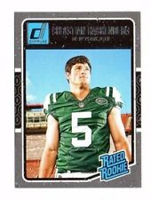 Christian Hackenberg , (Rookie) 2016 Panini Donruss, #358 , Football Card !!