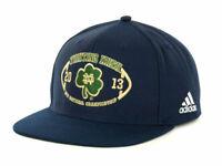 Notre Dame Fighting Irish 2013 NCAA BCS National Championship Snapback Cap Hat